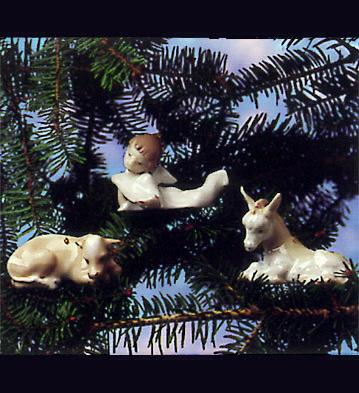 1993 Three Piece Set (l.e Lladro Figurine