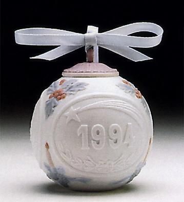 1994 Christmas Ball (l.e. Lladro Figurine
