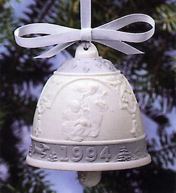 1994 Christmas Bell (l.e. Lladro Figurine