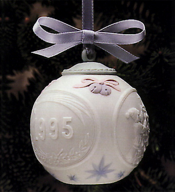 1995 Christmas Ball (l.e. Lladro Figurine