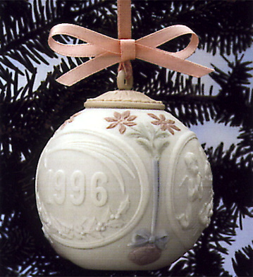 1996 Christmas Ball (l.e. Lladro Figurine