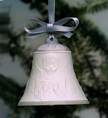1999 Christmas Bell Lladro Figurine