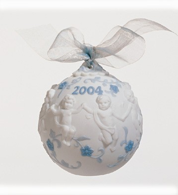 2004 Christmas Ball Lladro Figurine