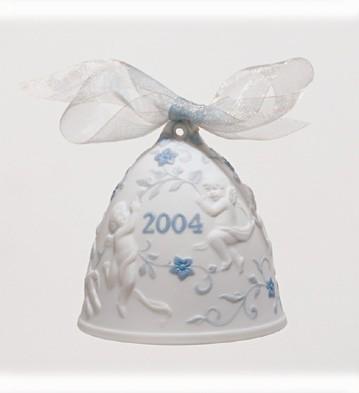 2004 Christmas Bell Lladro Figurine