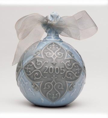 2005 Christmas Ball - Cantata Lladro Figurine