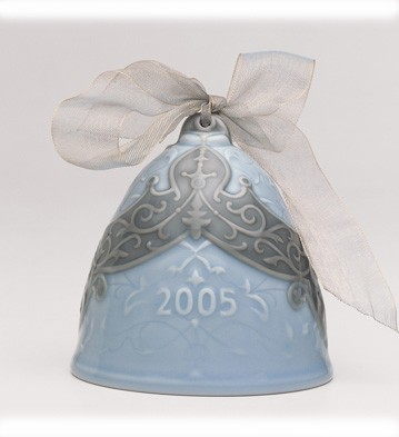2005 Christmas Bell - Cantata Lladro Figurine
