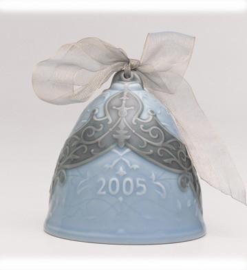 2005 Christmas Bell - Cantata Lladro Figurine