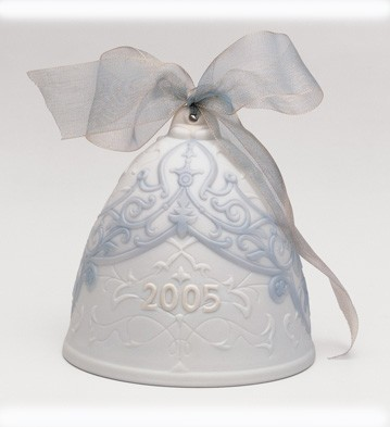 2005 Christmas Bell Lladro Figurine