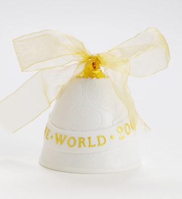 2007 Christmas Bell (re-deco) Lladro Figurine
