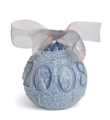 2008 Christmas Ball Lladro Figurine