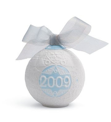 2009 Christmas Ball Lladro Figurine