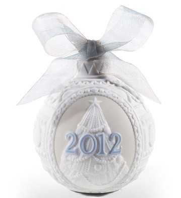 2012 Christmas Ball Lladro Figurine