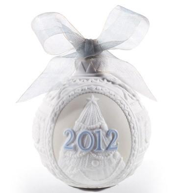 2012 Christmas Ball Lladro Figurine