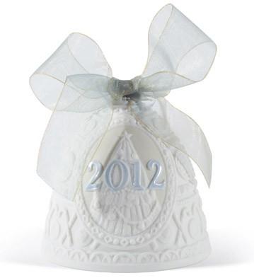 2012 Christmas Bell Lladro Figurine