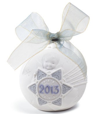 2013 Christmas Ball Lladro Figurine