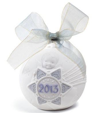 2013 Christmas Ball Lladro Figurine
