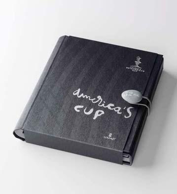 32nd America's Cup Logbook (small) Lladro Figurine