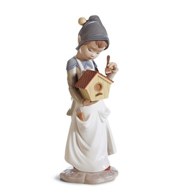 A Brushstroke Of Dreams Lladro Figurine