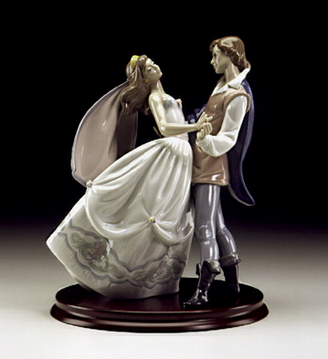 A Dream Come True Lladro Figurine