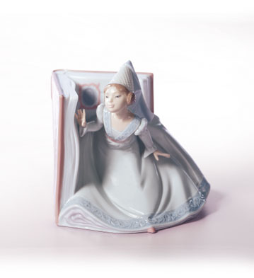 A Fairy Tale Princess Lladro Figurine