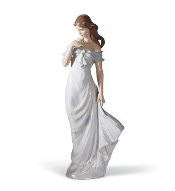 A Flower's Whisper Lladro Figurine