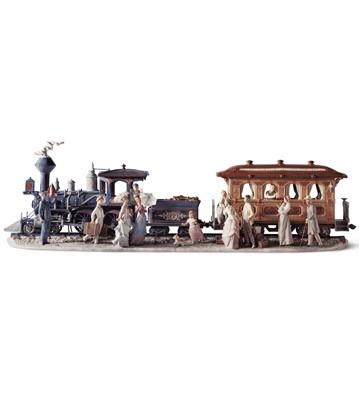 A Grand Adventure Lladro Figurine