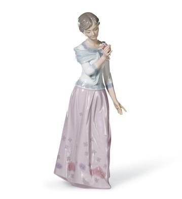 A Grandmother's Love Lladro Figurine