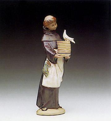A Helping Hand Lladro Figurine