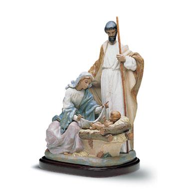 A King Is Born (b) Lladro Figurine