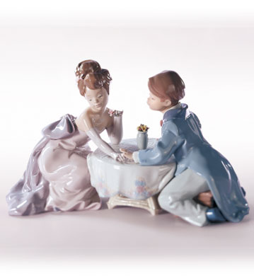 A Little Romance Lladro Figurine