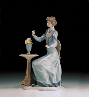 A Lovely Thought Lladro Figurine