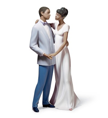 A Lovers' Dance Lladro Figurine