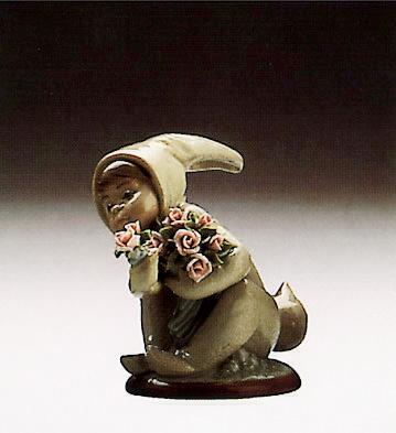 A New Friend Lladro Figurine
