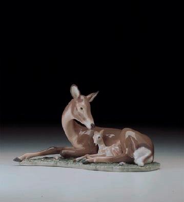 A New Life Lladro Figurine