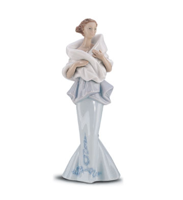 A Night Out Lladro Figurine