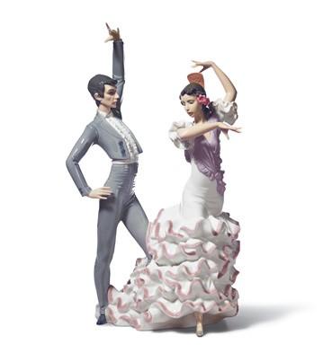 A Passionate Dance Lladro Figurine
