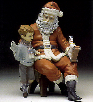 A Special Toy Lladro Figurine