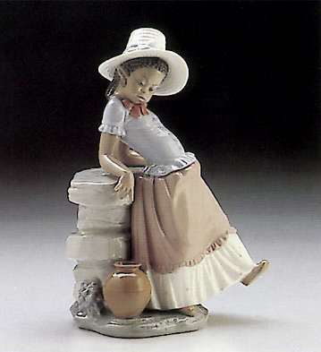 A Steppin'  Time Lladro Figurine