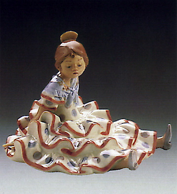 A Time To Rest Lladro Figurine