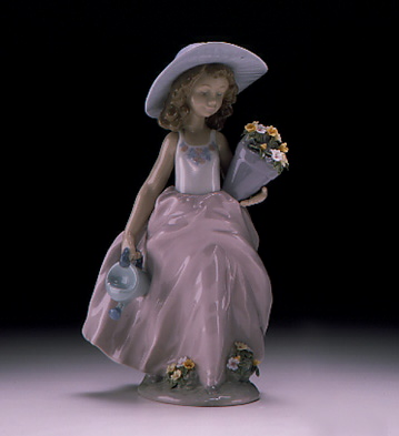 A Wish Come True Lladro Figurine