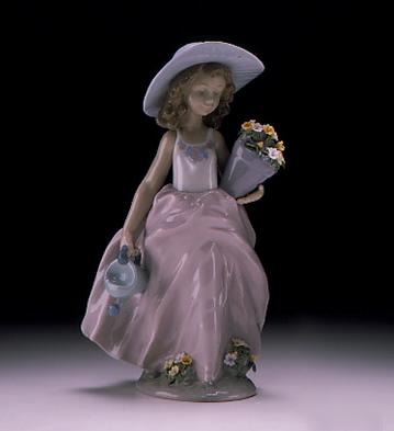 A Wish Come True Lladro Figurine
