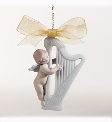 A Wish For Harmony Lladro Figurine