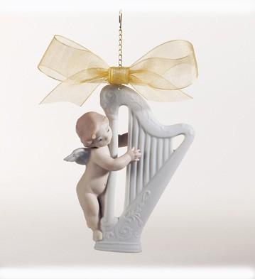 A Wish For Harmony Lladro Figurine
