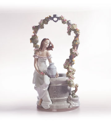 A Wish For Love Lladro Figurine