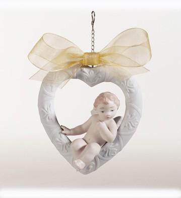 A Wish For Romance Lladro Figurine