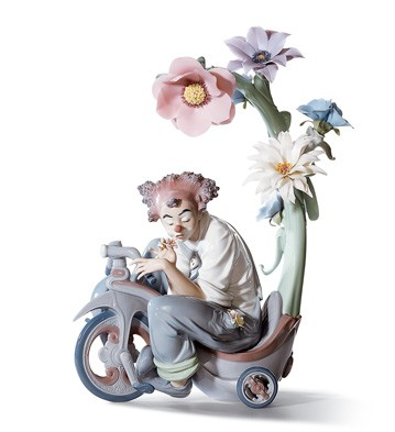 A World Of Magic Lladro Figurine