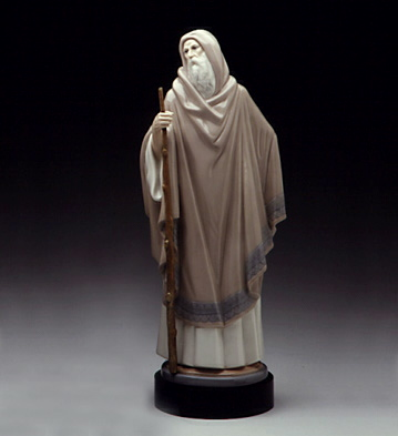 Abraham -b- Lladro Figurine