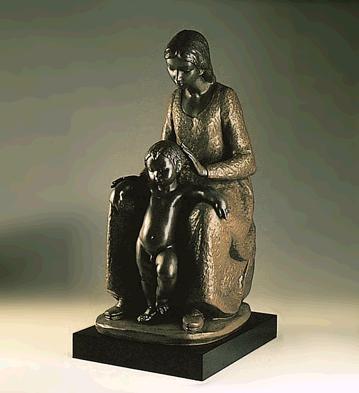 Adoration (l.e.) (b) Lladro Figurine