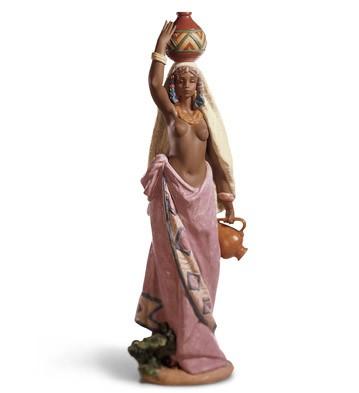 Africa Lladro Figurine