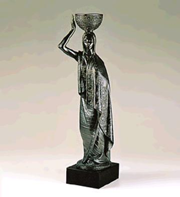 African Woman (l.e.) (b) Lladro Figurine